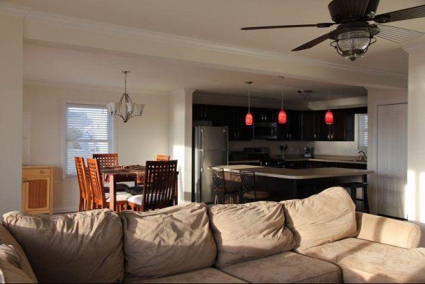 1st Floor Living Room Area
