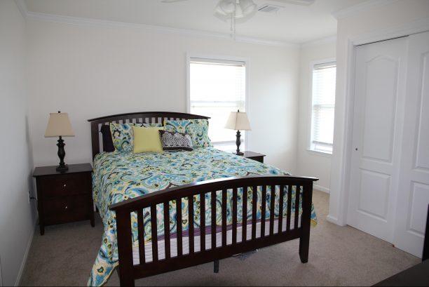 2nd Floor Rear Master Bedroom