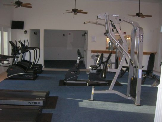 On-site Exercise Facility