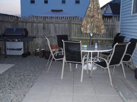 Patio Area w/Table, Chairs, Umbrella & BBQ (33 A Lafayette Ave)
