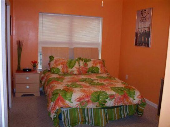 Master Bedroom (queen) also Flat screen with cable