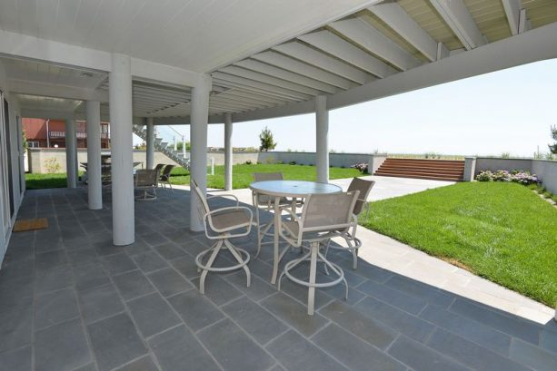 1st Floor - Covered Deck