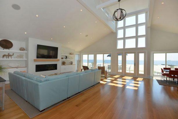 Great Room - looking northeast