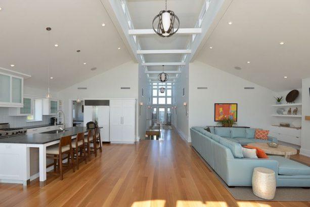 Great Room - looking west