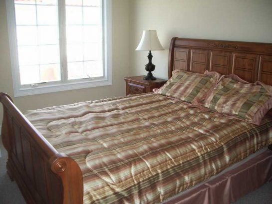 #2 Bedroom With Queen Bed On 3rd Floor