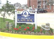 Cape Roc Condo * Unit 209 * Beautiful! One Half Block to the Beach