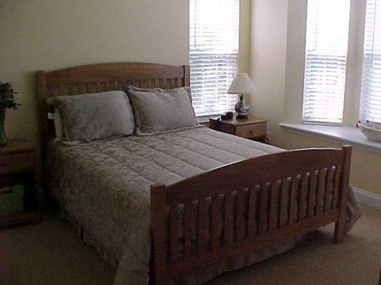 BEDROOM # 3 QUEEN