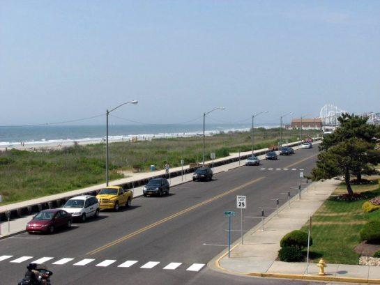 Short Walk To Boardwalk