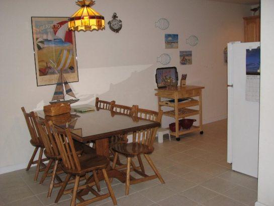Dining Area Unit 204