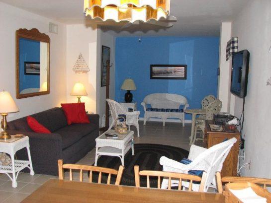 Living Room - 204 - 42 inch TV