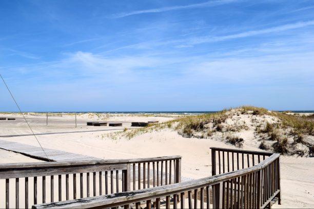 Steps to Breathtaking Beach