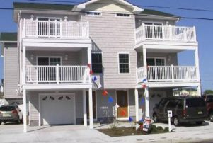 Wildwood Summer Rental -Spacious Luxury 4 bedroom