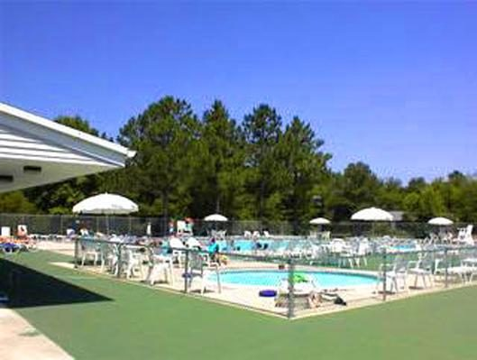 Bethany West has 2 pools and tennis courts that charge a fee for daily or weekly use.