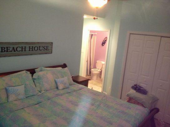 Master bedroom, full wall closet and mater bathroom.