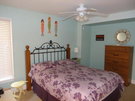 Mermaid Room - Guest Bedroom 2