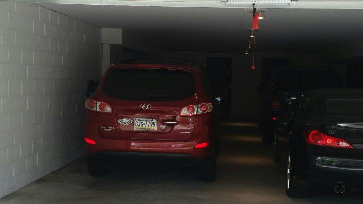 Garage on Left Side