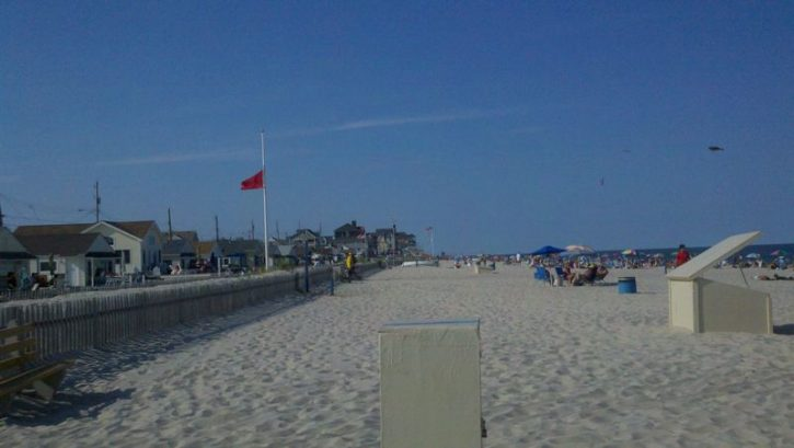 We Have One Of The Nicest Beaches On The Jersey Shore