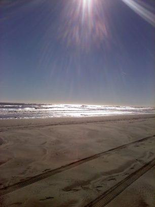Beach Two Blocks - Morning Walks