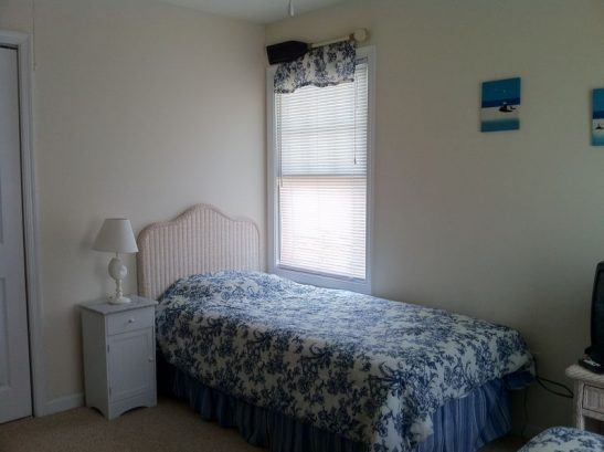 Third Bedroom ? All rooms have ceiling fans.