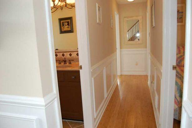 Hallway, And Hall Bath (1ST FLOOR)