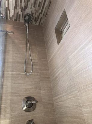 Brand new shower/tub combo