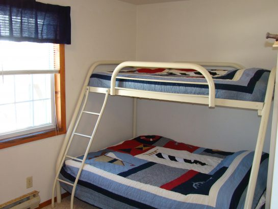 1st Floor 3rd BR (Bunk-bed Room)