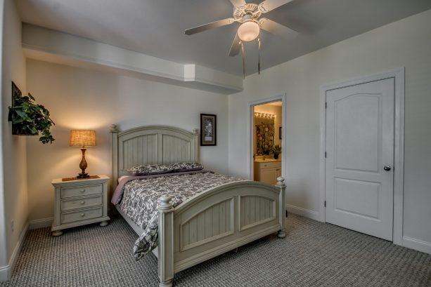 Master Bedroom (back) w/Bathroom attached