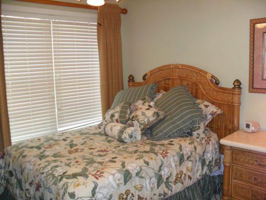 bedroom #2  Qeen Size Bed