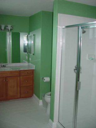 Bathroom-4 on Second Floor
