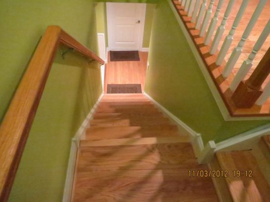Stair to 2nd Level