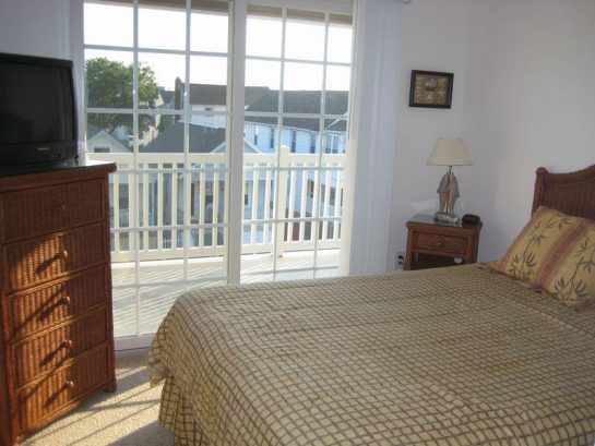 2nd Bedroom With Upper Balcony