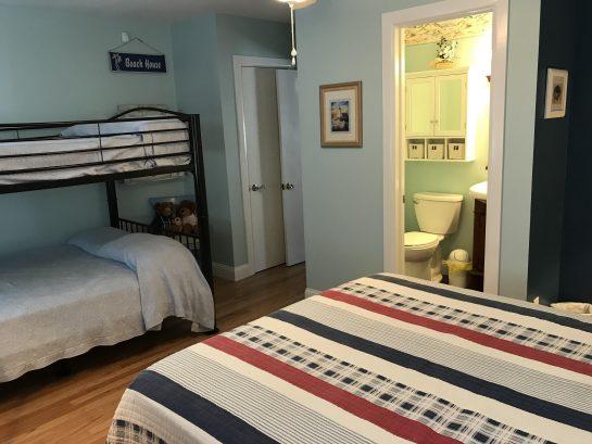 2nd Bedroom - Full Bunks