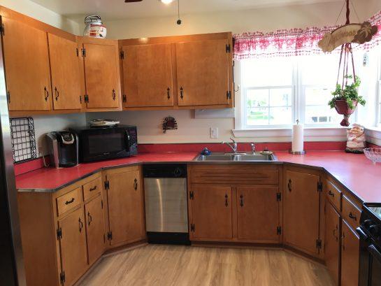 Kitchen -DW, Convection/Microwave