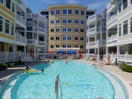 Luxury 3BR 2.5Ba Condo in Beachfront Coastal Colors Complex