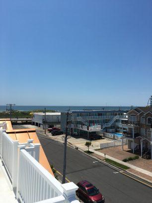 Loft deck view