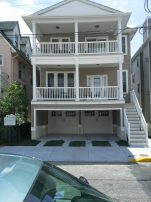 720 Moorlyn Terrace 1st floor duplex (one block from beach & boardwalk)