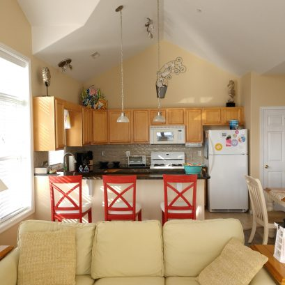 Kitchen from Family Room