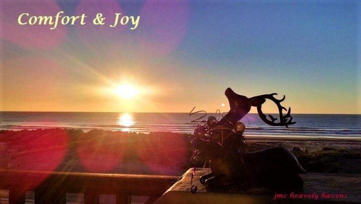 Find Comfort and Joy this Season at our North Wildwood Heavenly Havens Oceanfront Vacation Rentals!
