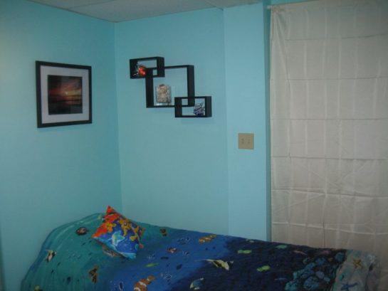 Loft Area in 3rd bedroom