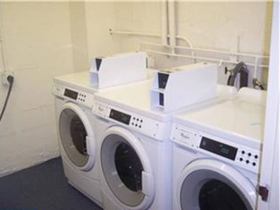Laundromat On Each Floor
