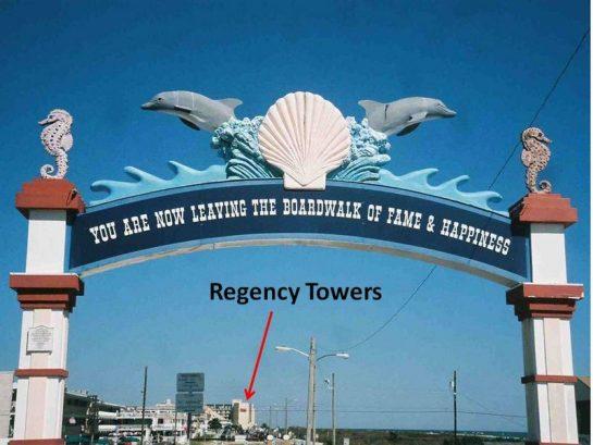 Regency Towers -10 Blocks To Boardwalk