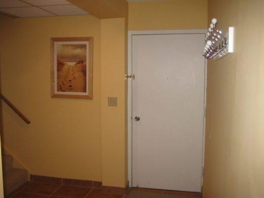 Entrance - Hallway