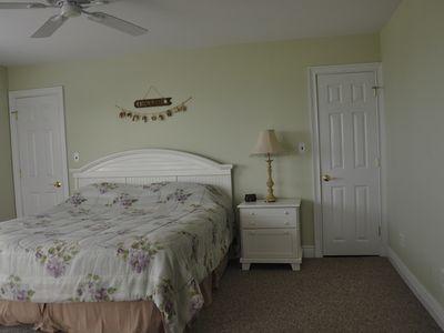Bedroom #5 - 2nd Floor King