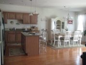 Ocean View, Steps to the beach. Pool, Full Kitchen, Appliances, Washer Dryer, Parking