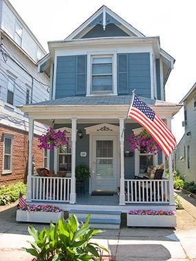 Ocean Grove Summer Beach House Vacation Rental - GREAT Location-Super Clean!