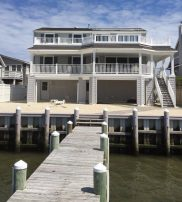 Bayfront Duplex on LBI with 50' Dock and Boat Slip, 2ND FLOOR UNIT