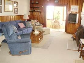 living room to sun porch