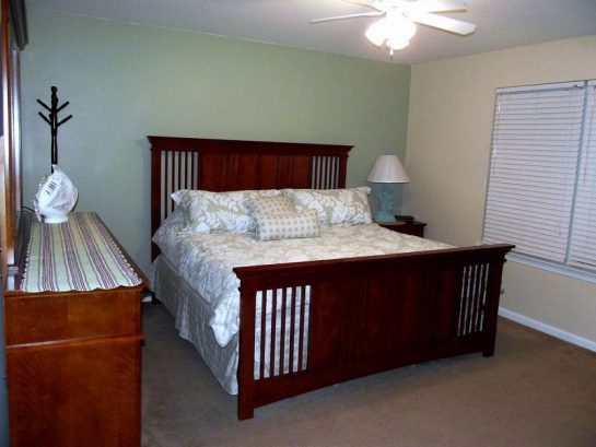 Master Bdrm 1 of 2 - King bed