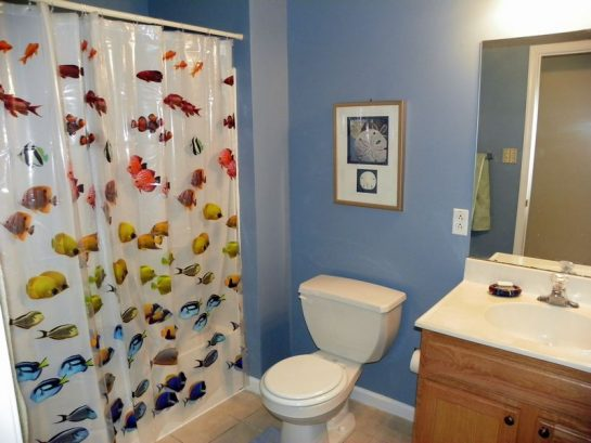 Primary Bath With Full Tub / Shower
