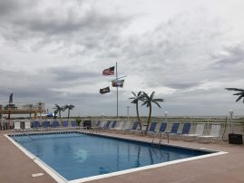 *Newly Renovated BeachFront~Full ocean view~5 Queen beds~Heated Pool~3 units ~3 Bath~WIFi